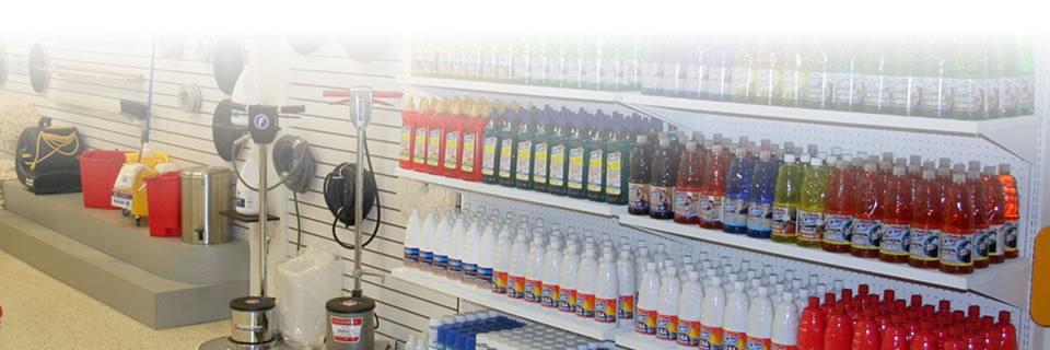 una red de 26 tiendas a nivel nacional ubicadas en las principales ciudades del país